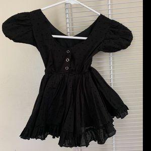 ruemuu Dresses - Ruemuu black dress